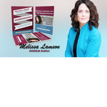 Bridge Cultures and Empower Women with Melissa Lamson and Her 3 AHAbooks