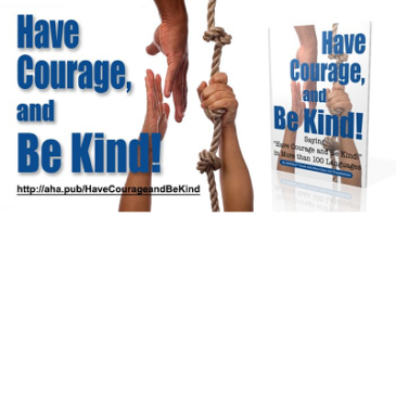 "Saying ""Have Courage and Be Kind!"" in More than 100 Languages"