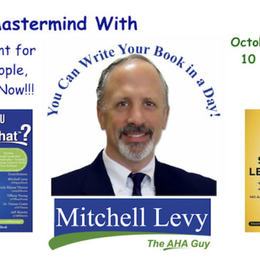 LAX Special Mastermind with Mitchell Levy 10-22-17