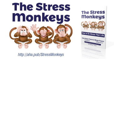 Stay Healthy and Manage Stress: 5 AHAs from Carly Alyssa Thorne and Marge Powers